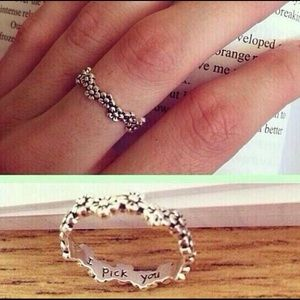 Jewelry - I PICK YOU RING